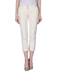 Atos Lombardini Trousers 3 4 Length Trousers Women