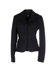 Trussardi Jeans Suits And Jackets Blazers Women Dark Blue