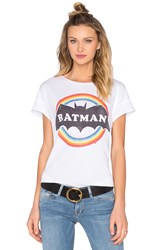 Junk Food Batman Tee White