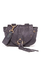 See By Chloe Collins Mini Saddle Bag Midnight