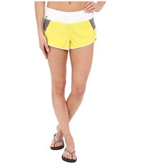 Lole Trace Shorts Sun Women's Shorts Yellow