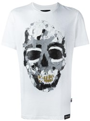 Philipp Plein 'Historical' T Shirt White