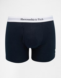 Abercrombie And Fitch Trunks In Navy Navy