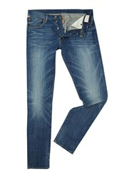 Denim And Supply Ralph Lauren Remys Low Rise Skinny Mid Rinse Jeans Denim Mid Wash
