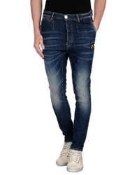 Frankie Morello Denim Pants Blue