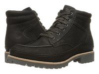 Chaco Yonder Black Men's Lace Up Boots
