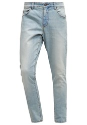 Shine Original Slim Fit Jeans Still Blue Bleached Denim