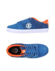 Element Footwear Low Tops And Trainers Men Blue