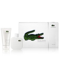 Lacoste 2 Pc. L.12.12 White Gift Set