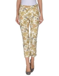 The Editor Casual Pants Ivory