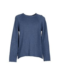 Nudie Jeans Co Knitwear Jumpers Men Slate Blue