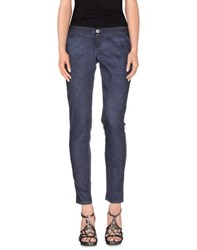 Take Two Denim Denim Trousers Women