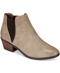 Call It Spring Moillan Pull On Booties Women's Shoes Desert Taupe