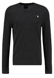 Abercrombie And Fitch Jumper Anthrazit Anthracite