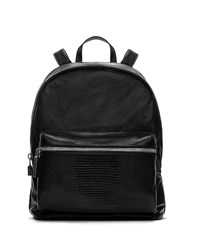 Cynnie Lambskin Backpack Black Elizabeth And James