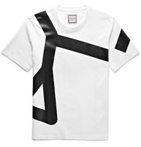Wooyoungmi Printed Cotton T Shirt White