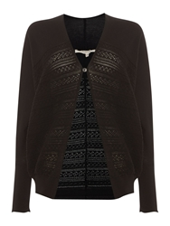 La Fee Maraboutee Kimono Sleeved Jacket Black