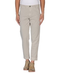 Cellar Door Casual Pants Light Grey