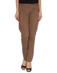 Hoss Intropia Casual Pants Khaki