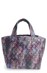 M Z Wallace Mz 'Small Metro' Quilted Oxford Nylon Tote