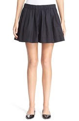 Women's Marc Jacobs Elastic Waist Wide Leg Shorts