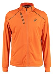 Asics Accelerate Sports Jacket Koi Orange
