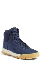 Nike Men's 'Air Nevist 6 Acg' Water Resistant Boot Obsidian Birch Brown