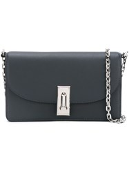 Marc Jacobs 'West End' Wallet Crossbody Bag Grey