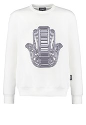 Jaded London Sweatshirt White