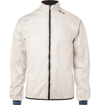 Soar Running S153m Shell Rain Jacket Gray