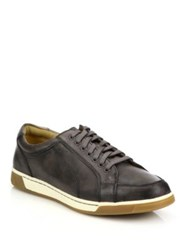 Cole Haan Vartan Sport Oxford Sneakers Ironstone Antique