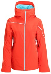 Spyder Syncere Ski Jacket Orange