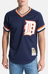 'Kirk Gibson Detroit Tigers' Authentic Mesh Bp Jersey Blue