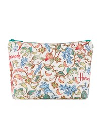 Harrods Classic Craft Travel Pouch Unisex