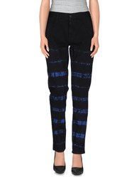 Stella Mccartney Denim Denim Trousers Women Black