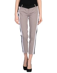 Hanita Casual Pants Dove Grey