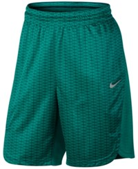 Nike Men's Hyper Elite Lebron Dri Fit Shorts Rio Teal