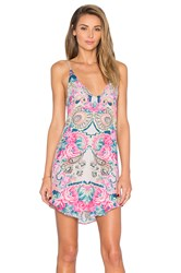 Rory Beca Bouches Dress Pink