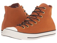 Converse Chuck Taylor All Star Leather Corduroy Hi Antique Sepia Egret Black Athletic Shoes Brown