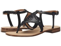 Jack Rogers Maci Black Women's Sandals