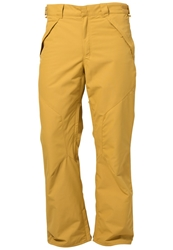 Billabong Shifty Waterproof Trousers Mustard Yellow