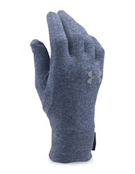 Under Armour Water Resistant Tech Gloves Midnight