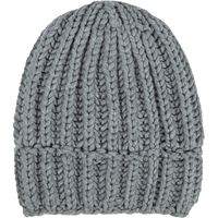 Wommelsdorff 'Stella' Beanie Light Gray