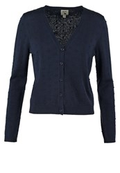Yumi Cardigan Navy Dark Blue