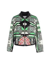 The Textile Rebels Jackets Light Green
