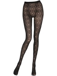 Emilio Cavallini Lace Effect Tights