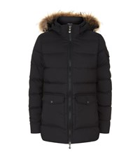 Pyrenex Authentic Smooth Puffer Jacket Female Black