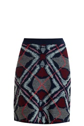 Barrie Cashmere Skirt