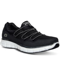 Skechers Women's Synergy Sparkle And Shine Casual Sneakers From Finish Line
