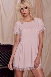 Love Courtney By Nasty Gal Canyon Club Dress Pink
